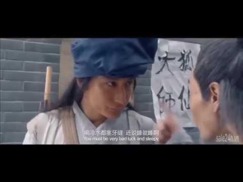 Phim Kiem Hiep hay -  thuyết minh hài hước - Hồ Ly Tinh - Mới 2016 - phim 18+