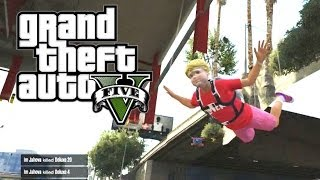 GTA 5 Funny Moments Valentines Day DLC (Deluxe 4 Shows His O face) GTA Online Funny Moments