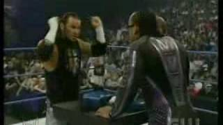 Matt Hardy Vs Mvp In A Arm Wrestling Match