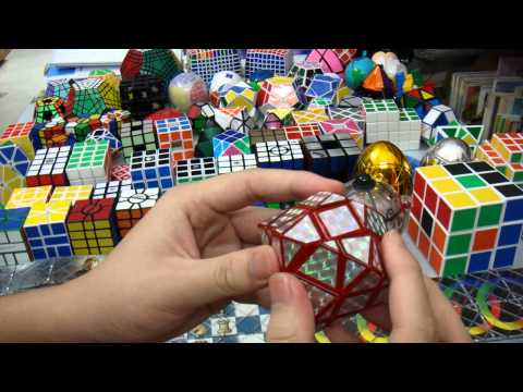 Puzzle/Cube Collection ( 148+Puzzles&Cubes ) Part 2