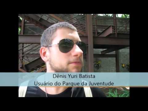 Dênis Yuri Batista: o que há de melhor no Parque da Juventude?