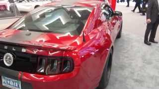 2014 Shelby Cobra GT500 Super Snake 850HP Supercharged At