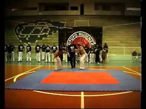 II WORLD FIGHT MUZENZA DE CAPOEIRA