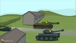 Tanktoon #46  - Rýchlovka