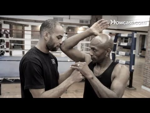UFC Training: Striking Techniques / Elbows