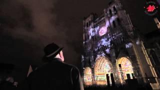 Amiens, la cathédrale en couleurs