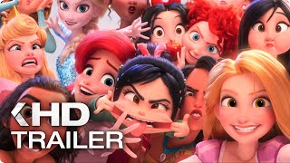 WRECK-IT RALPH 2 All Clips & Trailers (2018)