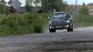 Video Test Drive: 2014 RAM 1500 EcoDiesel