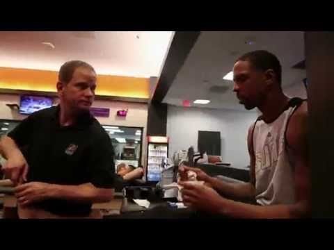 Channing Frye's Comeback on NBA Inside Stuff