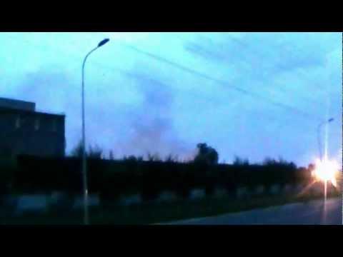 Cháy nổ lớn Nhà máy Thép Việt Phú Mỹ Tân Thành 24-12-2012 Part2
