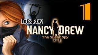 Nancy Drew 29: The Silent Spy [01] W/YourGibs BAKING