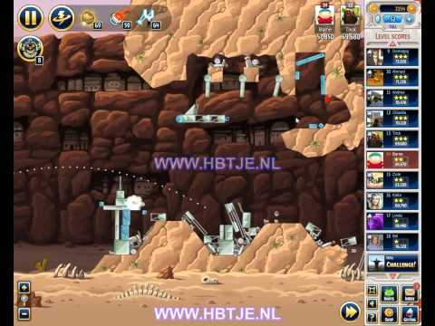 Angry Birds Star Wars Tournament Level 3 Week 60 (tournament 3) facebook
