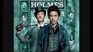 Sherlock Holmes Movie Soundtrack Data, Data, Data