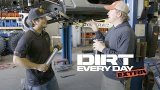 Fox Shox and the new Jeep JL - Dirt Every Day Extra. MotorTrend.