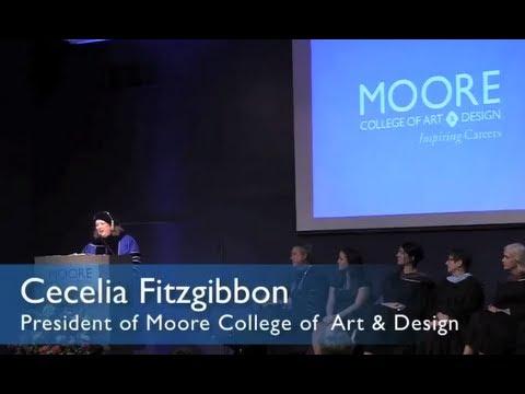 Cecelia Fitzgibbon // 2012 Moore Presidential Inauguration