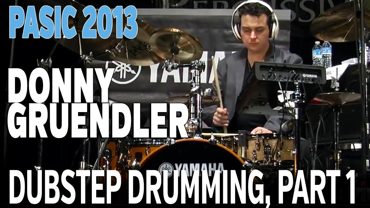PASIC '13 - Donny Gruendler