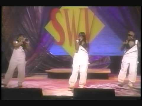 SWV – Weak (LIVE @ APOLLO) [1993]