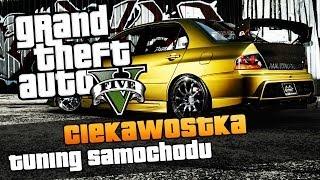 GTA V (Grand Theft Auto V) Tuning Samochodów