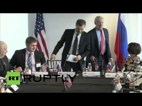 Russia: The Russian and Ukrainian officials the US wants to sanction