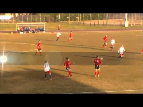 OROBICA CF - MILAN LADIES 4 - 7
