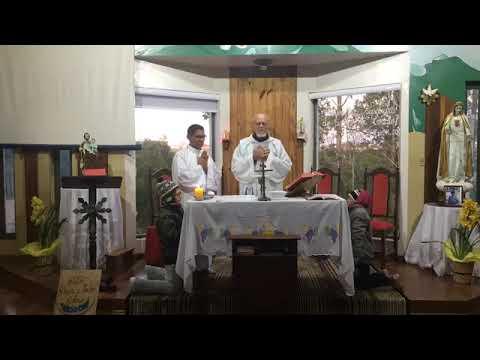 Santa Missa | 25.08.2020 | Terça-feira | Padre José Sometti | ANSPAZ