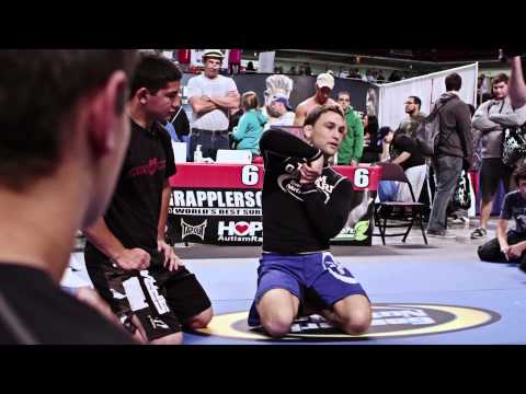 155 Reasons, Episode V -Wrestling vs. Brazilian Jiu Jitsu, The Frankie Edgar Series