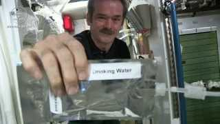 Water Recycling on the ISS
