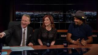 Overtime with Bill Maher: Hacked Cars, The GOP's Future, Monsanto Merger | September 23, 2016 (HBO)