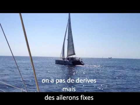 Chasseur de catamarans