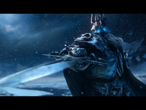 World of Warcraft: Wrath of the Lich King Cinematic Trailer