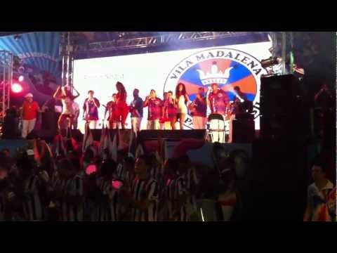 G.R.E.S. Pérola Negra 10-12-11 (Hino @ Lançamento CD dos Sambas Enredo 2012)