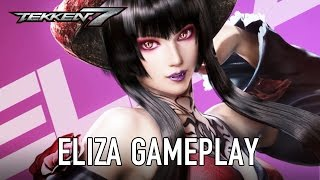 TEKKEN 7 - Eliza Gameplay Trailer