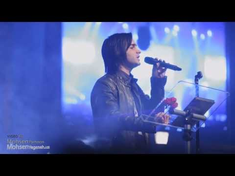 Mohsen Yeganeh Ghorsay Khab Avar Live In Concert