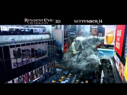 Resident Evil: Retribution IMAX TV Spot