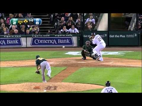 Detroit Tigers Grand Slams