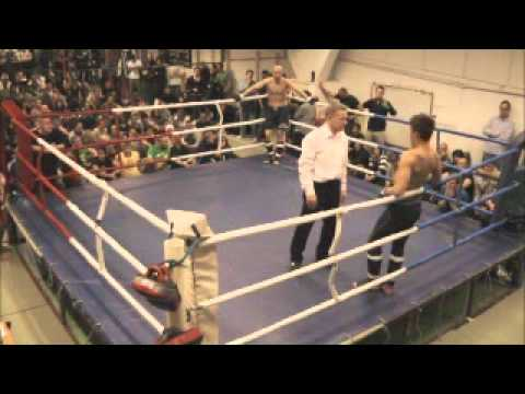 Shootfighting Omar Kallin vs Henrik Björk