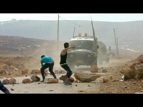 Clashes with israeli troops in West Bank - no comment