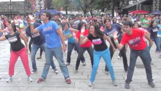 Bollywood Flash Mob Boston Strong Official Video