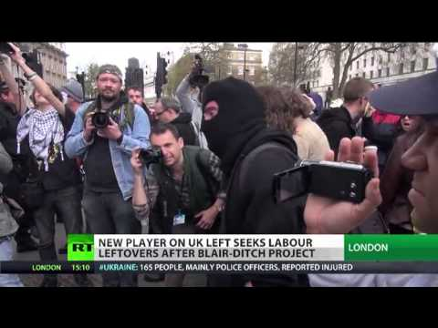 'Radical political party': The new face of the Left launches in the UK