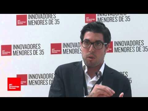 Miguel González Andrades - Ganador Innovadores menores de 35 España 2013