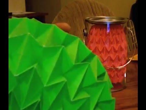 how to make magic ball origami
