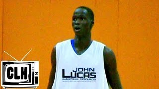 High School Basketball Talent Of The Week: There's A 7 Foot HS Sophomore Who Plays Like Kevin Durant!