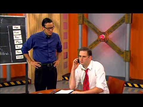 Risas en Combo  English Only   WAPA tv