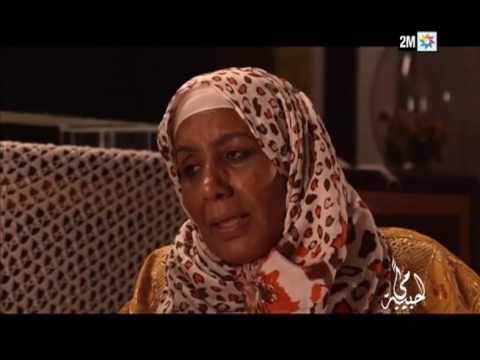 ''قصة مؤثرة لمي نجمة وبا عبد القادر كاملة في ''لحبيبة مي