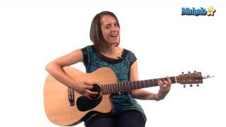 """How To Play """"Vanilla Twilight"""" By Owl City On Guitar"""