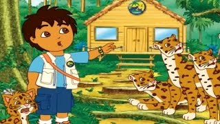 Go Diego Go! Diego's Great Jaguar Rescue New Full Game