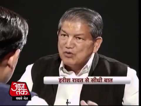 Amit Shah acts only under the guidance of Modi: Harish Rawat