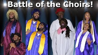 Battle of the Choirs! | Random Structure TV