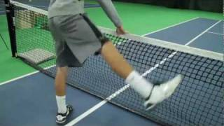 Tennis Fitness: Tennis Dynamic Warm-Up (Instructional