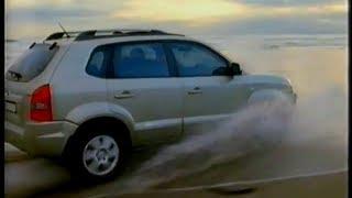 Hyundai Tucson 2004 TV commercial (Australia)